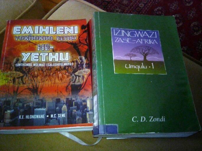 Zulu Books